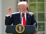 Merkel bedauert Entscheidung: Trump zieht USA aus Klimaabkommen zurück