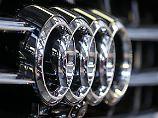 Illegale Abgas-Software: Ermittlungen bei Audi werden ausgeweitet
