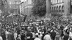 """Ohnesorgs Tod galt """"zweifelsohne als der Ausgangspunkt einer Protestbewegung"""", sagt Politikwissenschaftler Wolfgang Kraushaar."""
