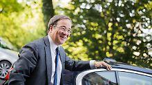 Nach Regierungswechsel in NRW: Laschet will kriminelle Clans stoppen