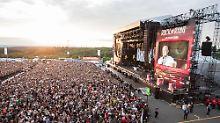 """""""Man kann sich nicht abschotten"""": Festivalveranstalter äußert Unverständnis"""