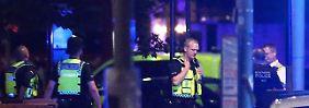 Mindestens neun Tote in London: Ermittler gehen von Terroranschlag aus