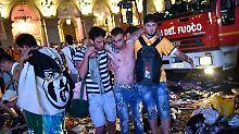 Public Viewing des CL-Finals: 1500 Verletzte bei Massenpanik in Turin