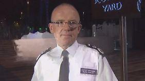 """""""Terroristische Anschläge"""" in London: Anti-Terror-Chef Rowley berichtet vom Tathergang"""