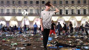 Rund 1500 Verletzte nach CL-Finale: Bei Public Viewing in Turin bricht Massenpanik aus