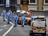 Terroranschlag in London: Was wir wissen - und was unklar ist