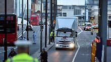 May kündigt Anti-Terror-Kampf an: IS bekennt sich zu Anschlag von London