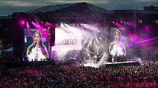 Kaum zwei Wochen später veranstaltete Grande nun erneut ein Konzert, um Geld für die Opfer von Manchester zu sammeln.