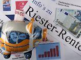 Wurde einst als Ausweg aus dem Renten-Dilemma gefeiert: die Riester-Rente.