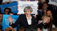 Wahl im Zeichen des Terrors: Mays Mantra füttert die Black Box Britain