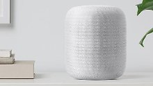 Apples HomePod in Weiß