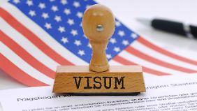 Verschärfte Einreisebedingungen: US-Visum bereitet Geschäftsreisenden zunehmend Probleme