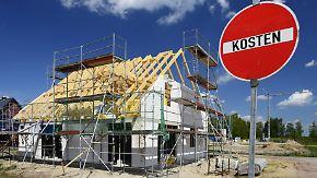 Zahl der Gesetze steigt weiter: Strenge Vorschriften hemmen Wohnungsbau