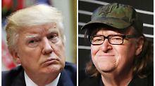 """Trumpileaks"" soll Lügen klären: Michael Moore startet Enthüllungsplattform"