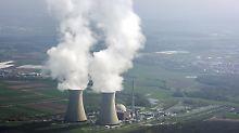 Konzerne erwarten Milliarden: Karlsruhe kippt Brennelementesteuer
