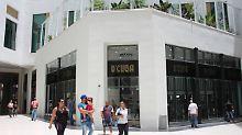 Edle Shops und Highend-Hotels: Kuba erlebt neuen Luxus
