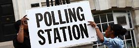 Stimmung, Zahlen, Kurioses: Das Wichtigste zur Wahl in Großbritannien