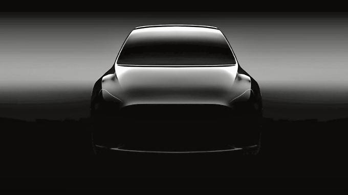 """Für FR_Erster Blick auf """"Model Y"""": Für FR_Musk heizt Erwartungen an"""