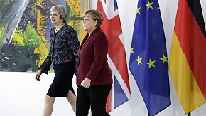 Merkel gibt sich pragmatisch: Für Deutschland hängt viel an der britischen Wahl