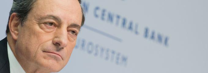 Ultralockere Geldpolitik: Wirtschaftsweiser: EZB soll Kurs ändern