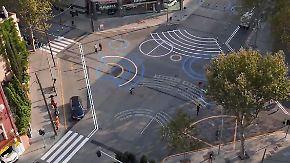 Zukunftsweisendes Verkehrsprojekt: Barcelona gibt Fußgängern die Straßen zurück
