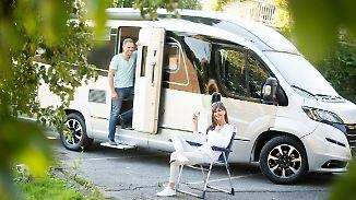 Komfort, Sicherheit und High-Tech: Wohnmobil und Caravan liegen voll im Trend