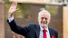 Labour-Chef Corbyn: Der Mann, der May aus dem Amt jagen will