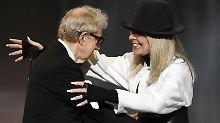 Woody Allen und Diane Keaton