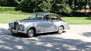 Königliche Anmut auf vier Rädern: Rolls-Royce Silver Cloud III zieht alle Blicke auf sich