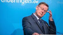 """CDU: """"Krachende Niederlage"""": Gericht zwingt Thüringen zum Nachsitzen"""