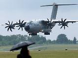 Das A400M-Projekt stand vor Jahren vor dem Aus.