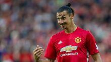 Der Sport-Tag: Manchester United verhandelt wieder mit Ibrahimovic