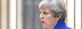 Suche nach Koalitionspartner: Queen gibt May grünes Licht zur Regierungsbildung