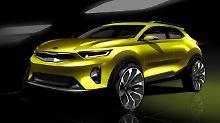 Stonic als kleine Nummer 4: Kia bringt erstes Mini-SUV auf den Markt