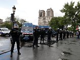 Die Polizei sperrte den Tatort am Dienstag weiträumig ab.