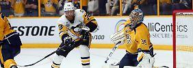 Historisches auf dem Eis: Pittsburgh Penguins verteidigen Stanley Cup