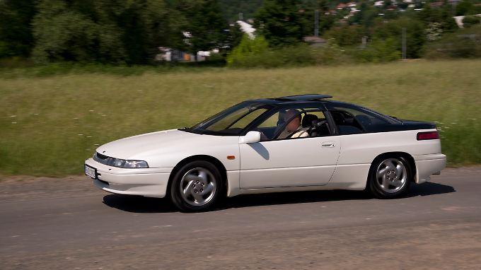 1992 galt der Subaru SVX als einer der innovativsten Sportwagen auf dem Markt.