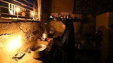Abbas bittet um Reduzierung: Israel will Gaza noch weniger Strom liefern
