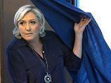 Mit ihrem Kurs spaltet Marine Le Pen die Front National.