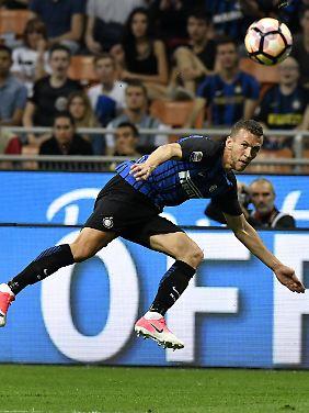 Ivan Perisic spielt bei Inter Mailand offenbar keine allzu große Rolle mehr.