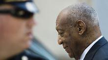 Missbrauchsfall: Schlussplädoyer: Cosby-Verteidiger greift Constand an