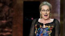 Penibler Check-in am Flughafen: Meryl Streep muss zur Terror-Kontrolle
