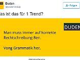 """Wortphänomen wird untersucht: """"Vong""""-Sprache löst Hype aus"""
