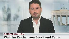 """Jeremy Cliffe zur Wahl in Großbritannien: """"Wichtigstes Thema war die Führungseigenschaft von May und Corbyn"""""""