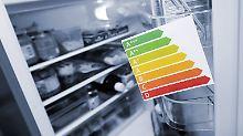 Neue EU-Energielabels: A+, A++ und A+++ werden zu A bis G