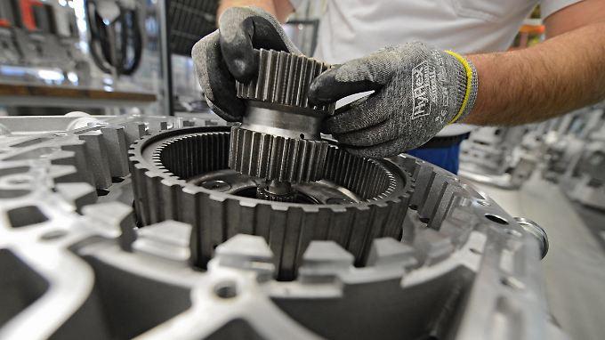 Deutschlands Industrie verdient gut, investiert aber zu wenig.