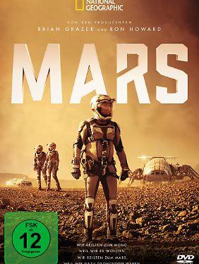 """Sechs Mal 47 Minuten und viele Extras: """"Mars"""" ist am 24. Mai 2017 auf DVD erschienen und kostet 19,99 Euro. Die Blu-ray ist für 24,99 Euro zu haben."""