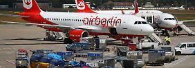 """""""Reisende können bei uns buchen"""": Air Berlin widerspricht Pleite-Gerüchten"""