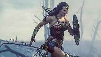 """Wonder Woman"" im Kino: Amazone macht Superman und Co. Konkurrenz"