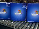 """Schutz vor """"Athena"""": Windows XP erhält noch ein Update"""